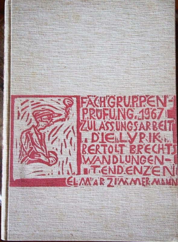 Brecht gedichte texte